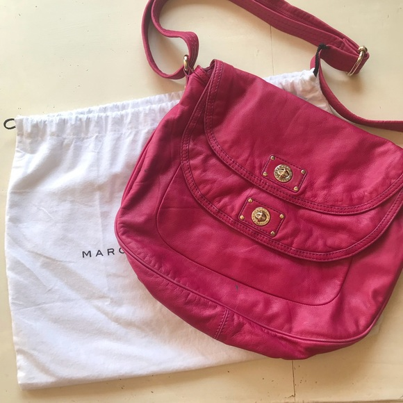 2d799a821af Marc By Marc Jacobs Bags | Rasberry Purse | Poshmark